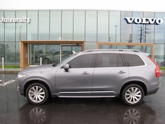 Pre-Owned 2017 Volvo XC90 T6 AWD Momentum SUV YV4A22PK1H1137730 for sale in Charlotte, NC