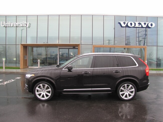 2016 Volvo XC90 SUV for sale in Charlotte