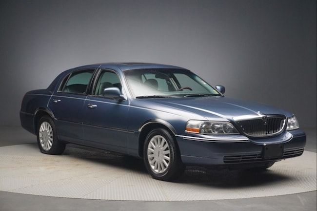 Used 2005 Lincoln Town Car For Sale Rochester Ny