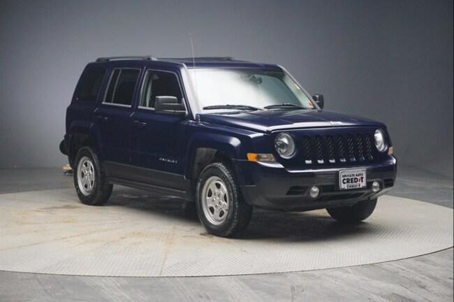 2014 Jeep Patriot Sport 4x4 SUV