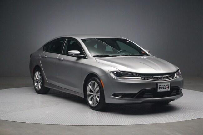 2015 Chrysler 200 S Sedan
