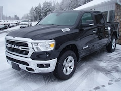New 2019 Ram 1500 BIG HORN / LONE STAR CREW CAB 4X4 5'7 BOX Crew Cab in Saranac Lake, NY