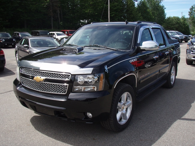 Used 2008 Chevrolet Avalanche 1500 LTZ Truck Crew Cab in Saranac Lake, NY