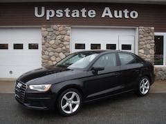 Used 2015 Audi A3 1.8T Premium (S tronic) Sedan in Saranac Lake, NY