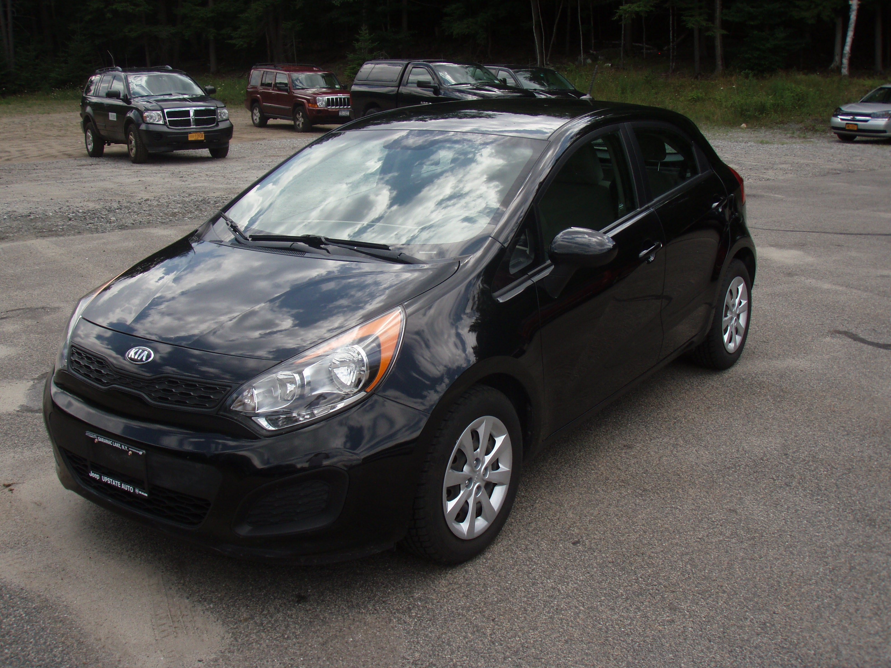 Kia Rio Lx >> Used 2013 Kia Rio Lx For Sale In Saranac Lake Ny Near