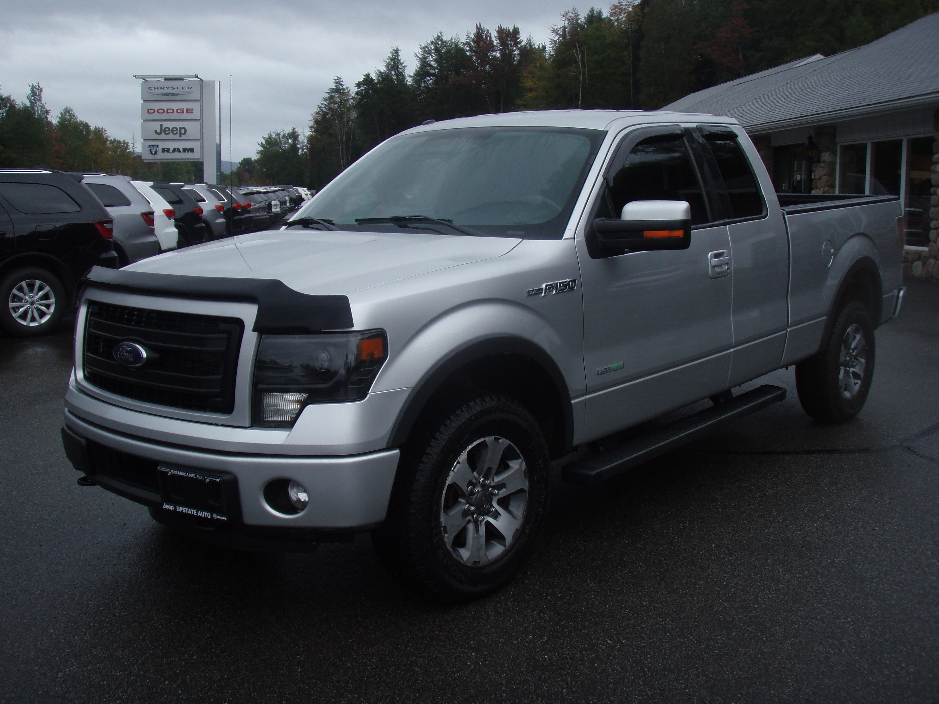 Fx4 For Sale >> Used 2014 Ford F 150 Fx4 For Sale In Saranac Lake Ny Near