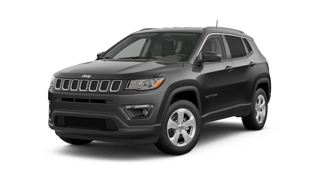 New 2019 Jeep Compass LATITUDE 4X4 Sport Utility in Saranac Lake, NY
