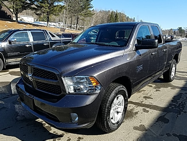 New 2019 Ram 1500 CLASSIC EXPRESS QUAD CAB 4X4 6'4 BOX Quad Cab in Saranac Lake, NY