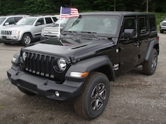 Cars  2018 Jeep Wrangler UNLIMITED SPORT S 4X4 Sport Utility For Sale in Saranac Lake