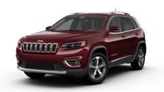 New 2019 Jeep Cherokee LIMITED 4X4 Sport Utility in Saranac Lake, NY