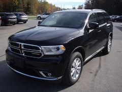 New 2019 Dodge Durango SXT PLUS AWD Sport Utility in Saranac Lake, NY