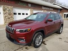 New 2019 Jeep Cherokee LATITUDE PLUS 4X4 Sport Utility in Saranac Lake, NY