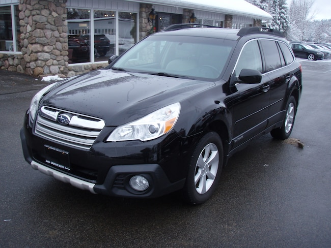 Used 2013 Subaru Outback 2.5i Limited SUV in Saranac Lake, NY