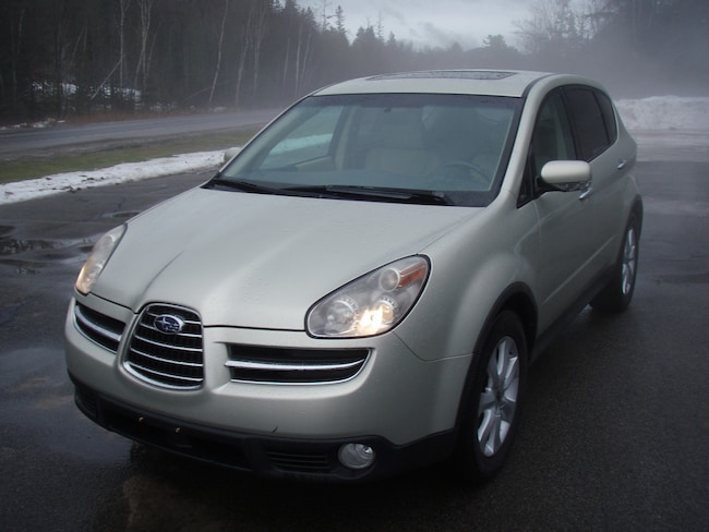 Used 2006 Subaru B9 Tribeca Base 7-Passenger w/Beige Interior SUV in Saranac Lake, NY