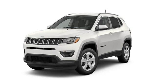 New 2019 Jeep Compass LATITUDE 4X4 Sport Utility in Saranac Lake, NY