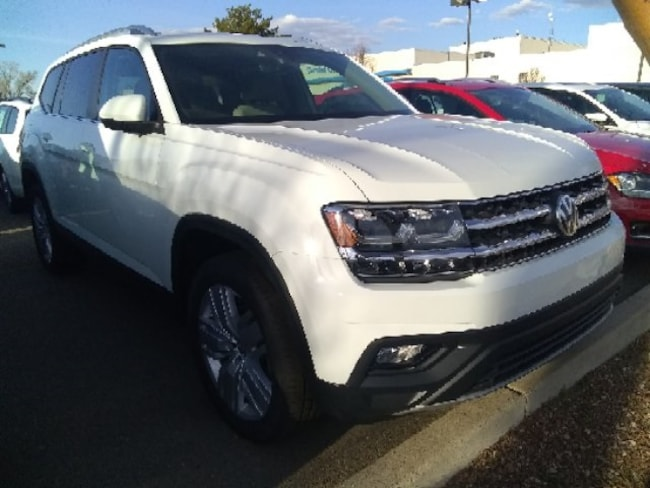 New 2019 Volkswagen Atlas SE SUV For Sale/Lease Albuquerque New Mexico