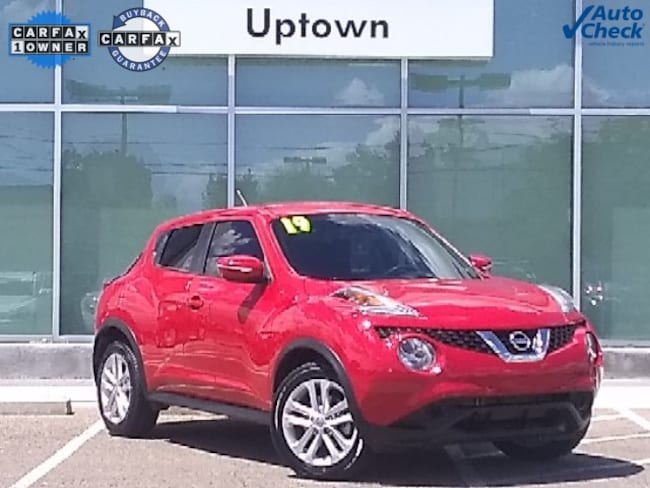 Used 2016 Nissan Juke SL SUV JN8AF5MR2GT601724 For Sale Albuquerque, New Mexico