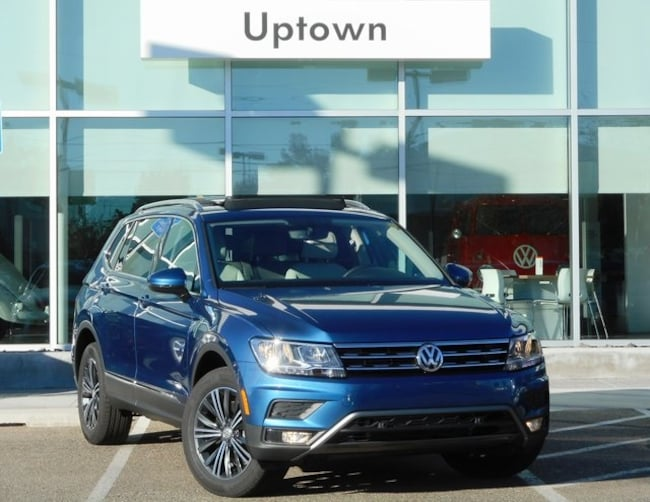 New 2019 Volkswagen Tiguan SEL Premium SUV For Sale/Lease Albuquerque New Mexico