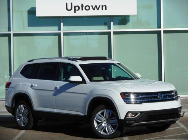 New 2019 Volkswagen Atlas SEL SUV For Sale/Lease Albuquerque New Mexico