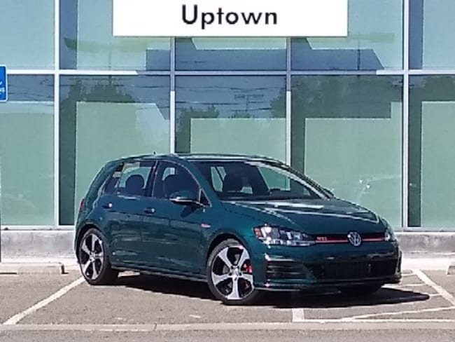 New 2019 Volkswagen Golf Gti For Sale Lease Albuquerque