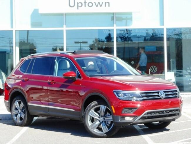 New 2019 Volkswagen Tiguan SEL Premium SUV For Sale/Lease Albuquerque New Mexico