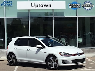 Used 2016 Volkswagen Golf GTI Autobahn Hatchback 3VW547AU9GM055877 for sale in Albuquerque, NM