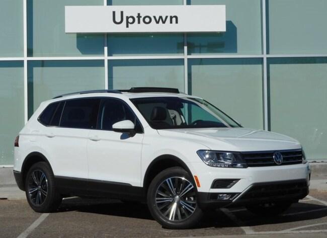 New 2019 Volkswagen Tiguan SEL SUV For Sale/Lease Albuquerque New Mexico
