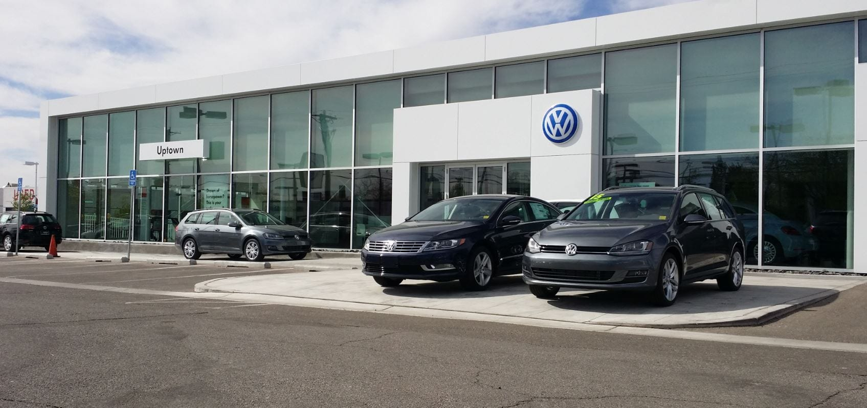 About Uptown Volkswagen New Volkswagen And Used Car
