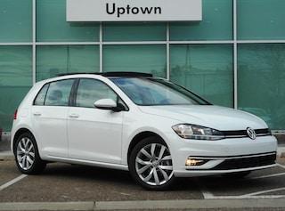 New Volkswagen 2019 Volkswagen Golf TSI SE 4-Door Hatchback 3VWG57AU5KM010255 for Sale in Albuquerque, NM