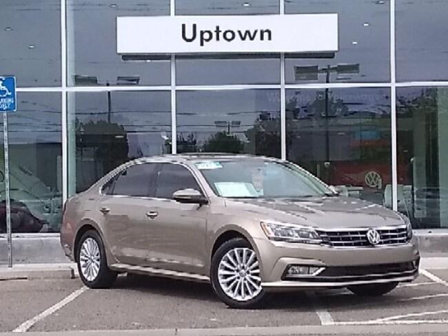 Used 2016 Volkswagen Passat 1.8T SE Sedan 1VWBS7A30GC039679 For Sale Albuquerque, New Mexico