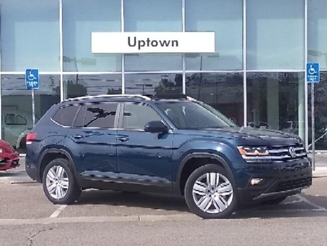 New 2019 Volkswagen Atlas SE SUV For Sale/Lease Albuquerque New Mexico