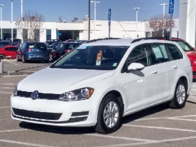 Used 2016 Volkswagen Golf Sportwagen For Sale Albuquerque