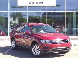 New Volkswagen 2019 Volkswagen Tiguan 2.0T SE SUV 3VV2B7AX7KM104784 for Sale in Albuquerque, NM