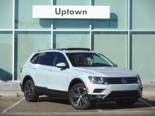 New Volkswagen 2019 Volkswagen Tiguan SEL SUV for Sale in Albuquerque, NM