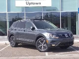 New Volkswagen 2019 Volkswagen Tiguan SEL SUV 3VV3B7AX2KM054199 for Sale in Albuquerque, NM