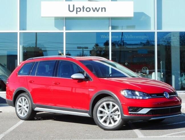 New 2019 Volkswagen Golf Alltrack TSI S Wagon For Sale/Lease Albuquerque New Mexico