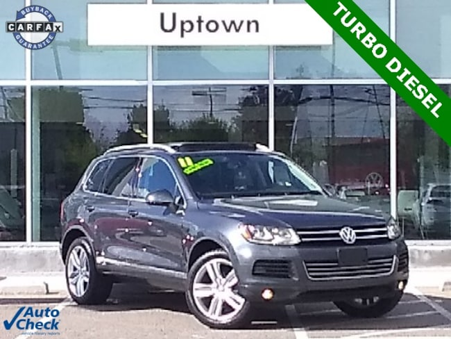Volkswagen Touareg For Sale >> Used 2011 Volkswagen Touareg For Sale Albuquerque Nm Stock G21076