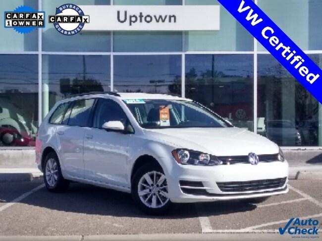 Used 2016 Volkswagen Golf Sportwagen S Wagon 3VWC17AU1GM515517 For Sale Albuquerque, New Mexico