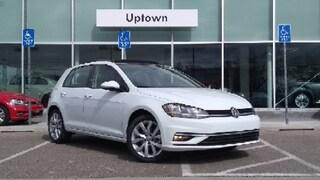 New Volkswagen 2019 Volkswagen Golf TSI SE 4-Door Hatchback 3VWG57AU6KM008840 for Sale in Albuquerque, NM