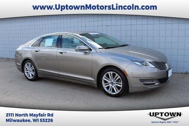 2016 Lincoln MKZ 4dr Sdn AWD Sedan