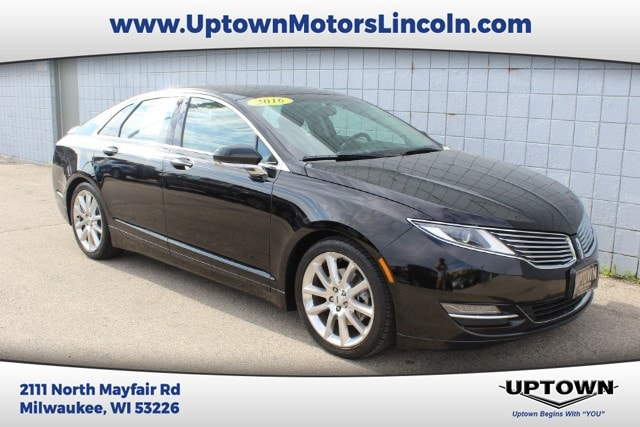2016 Lincoln MKZ 4dr Sdn FWD Sedan