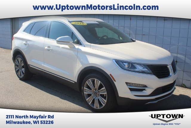2016 Lincoln MKC Black Label SUV