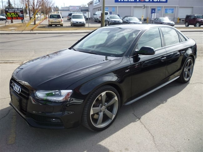 2014 Audi S4 3.0 Technik/NAVI/SPORT DIFF/B&O SOUND/LANE ASSISST Sedan