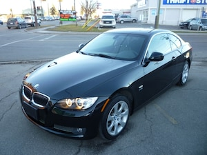 2010 BMW 335 i xDrive 6 SPD MANUAL/ALLOYS/SUNROOF
