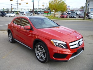 2016 Mercedes-Benz GLA 4MATIC/SPORTS PACKAGE/NAVI/B.UP CAM/AMG PACK