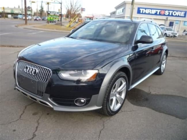 Used 2014 Audi A4 Allroad For Sale At Urban Motors Vin
