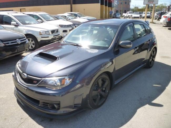 Used 2009 Subaru Impreza Wrx Sti For Sale Calgary Ab