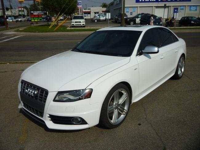2012 Audi S4 3.0 SUPERCHARGED/LEATHER/ALLOYS/DRIVE SELECT Sedan