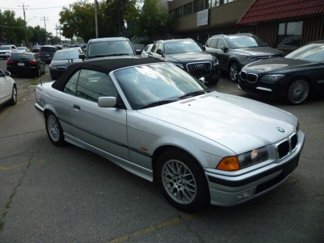 1998 BMW 328 i M SPORT/5 SPD MANUAL/ONLY 95000 ORIG KMS! Cabriolet