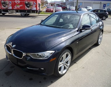 2012 BMW 335i SPORT LINE/NAVIGATION/HEADS UP DISPLAY/ Sedan